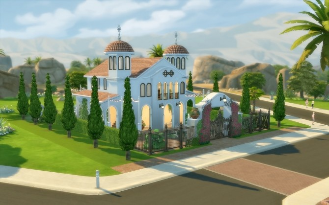 Oasis Church at Via Sims image 16111 670x419 Sims 4 Updates