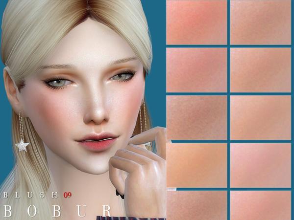 Blush 09 by Bobur3 at TSR image 1614 Sims 4 Updates
