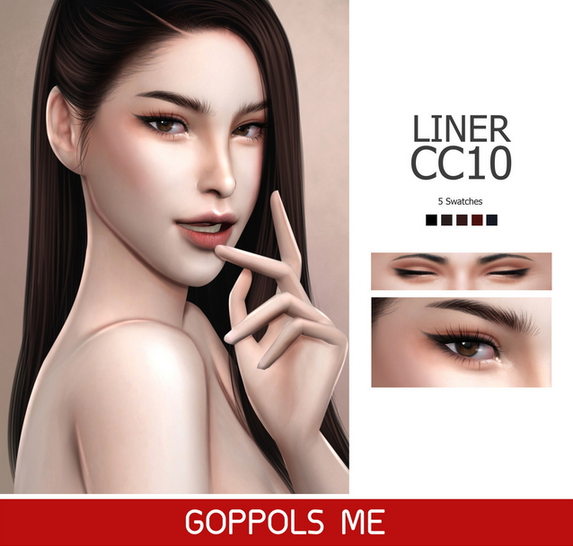 GPME Liner cc10 at GOPPOLS Me image 1617 Sims 4 Updates