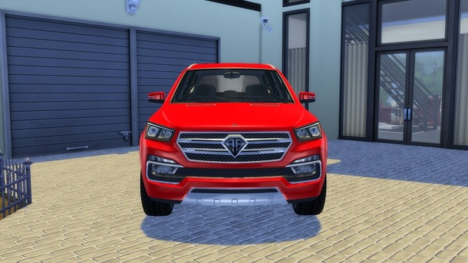 Benefactor XLS 500 4Matic 2018 at OceanRAZR image 1619 670x377 Sims 4 Updates