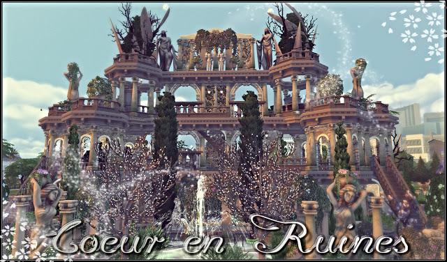 Coeur en Ruines at Petka Falcora image 16211 Sims 4 Updates