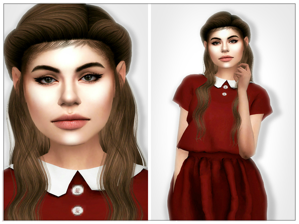 Brianna by Softspoken at TSR image 1626 Sims 4 Updates