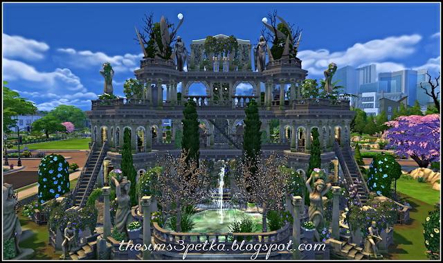 Coeur en Ruines at Petka Falcora image 16311 Sims 4 Updates