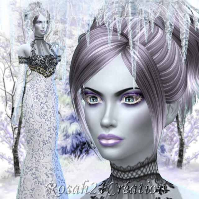 Violine by Rosah at Sims Dentelle image 1633 Sims 4 Updates