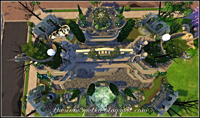Coeur en Ruines at Petka Falcora image 1667 Sims 4 Updates