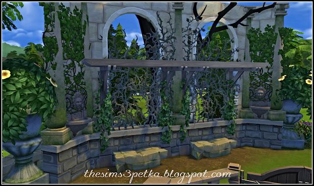 Coeur en Ruines at Petka Falcora image 1677 Sims 4 Updates