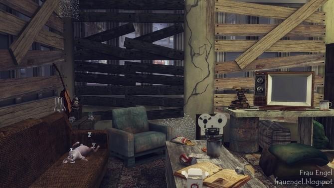 Abandoned apartment at Frau Engel image 168 670x377 Sims 4 Updates