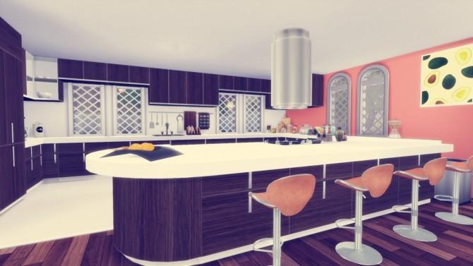 Sims 4 Casa del Sol at Simming With Mary