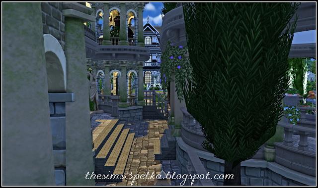 Coeur en Ruines at Petka Falcora image 1697 Sims 4 Updates