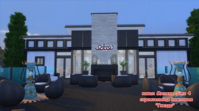 Graduate restaurant at Sims by Mulena image 17111 670x376 Sims 4 Updates