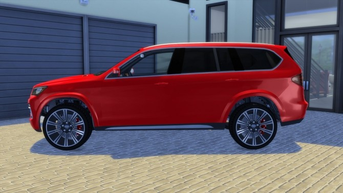 Benefactor XLS 500 4Matic 2018 at OceanRAZR image 1719 670x377 Sims 4 Updates