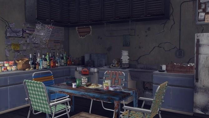 Abandoned apartment at Frau Engel image 173 670x377 Sims 4 Updates