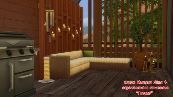Oasis 1 house at Sims by Mulena image 1763 670x376 Sims 4 Updates
