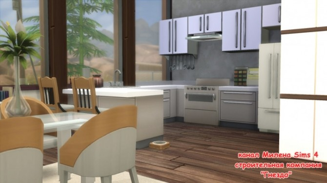 Oasis 1 house at Sims by Mulena image 1773 670x376 Sims 4 Updates
