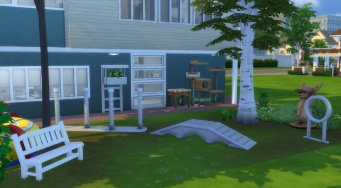 Les Animaux veterinary clinic by Pyrénéa at Sims Artists image 1793 670x369 Sims 4 Updates