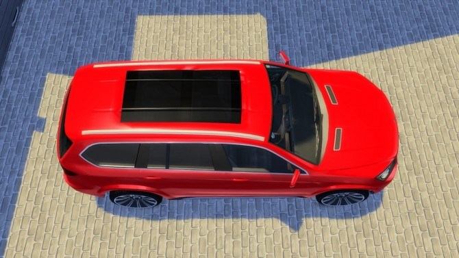 Benefactor XLS 500 4Matic 2018 at OceanRAZR image 1818 670x377 Sims 4 Updates