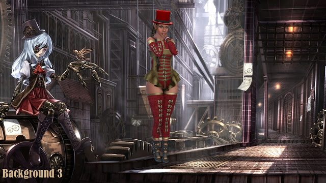 Steampunk CAS Backgrounds at Annett's Sims 4 Welt image 1822 Sims 4 Updates