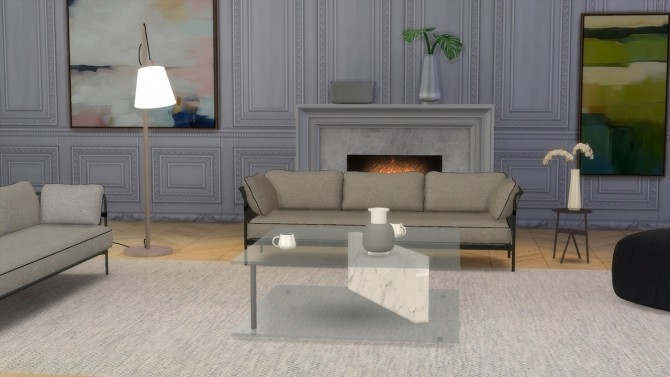 CAN SOFA at Meinkatz Creations image 1883 670x377 Sims 4 Updates