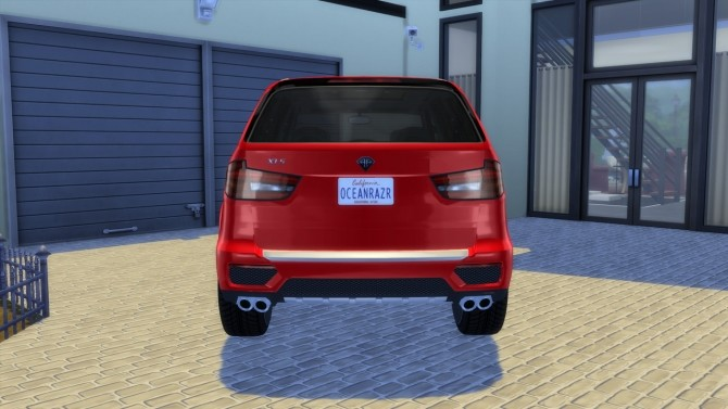 Benefactor XLS 500 4Matic 2018 at OceanRAZR image 1918 670x377 Sims 4 Updates