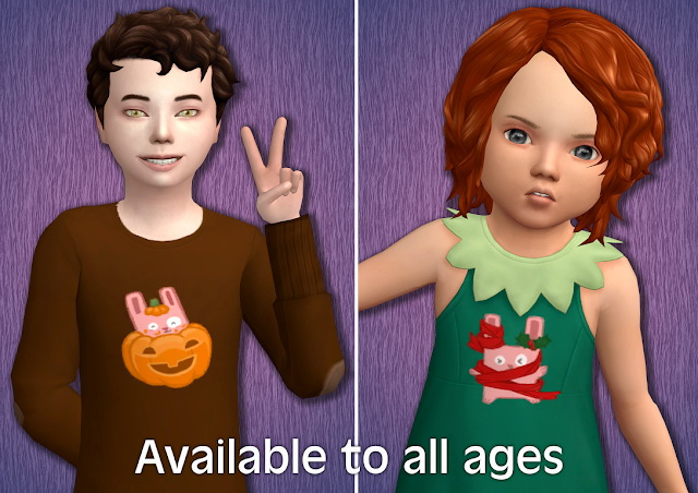 Acc Prints for T shirts Seasons Special at Tukete image 19211 Sims 4 Updates