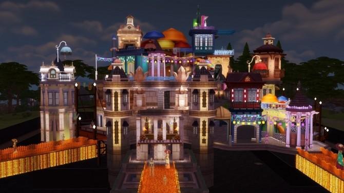 Sims 4 Land of the Dead Coco at Akai Sims – kaibellvert
