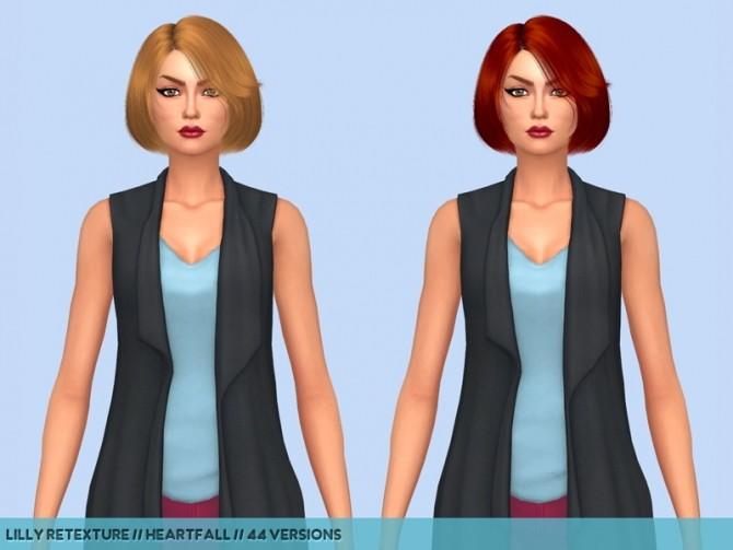 Hair retextures at Heartfall image 1993 670x503 Sims 4 Updates