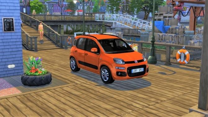 Fiat Panda at LorySims image 2095 670x377 Sims 4 Updates