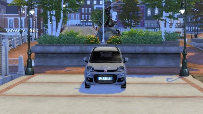 Fiat Panda at LorySims image 21010 670x377 Sims 4 Updates