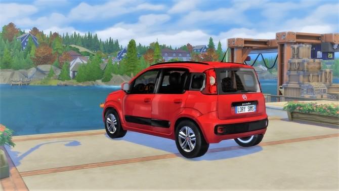 Fiat Panda at LorySims image 21111 670x377 Sims 4 Updates