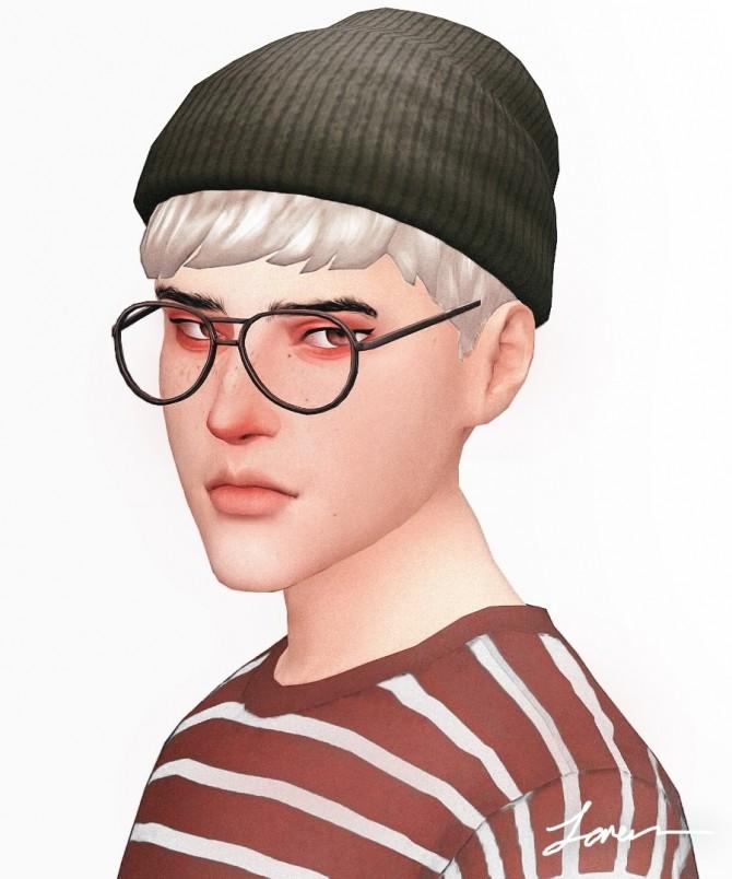Sims 4 Retro glasses at Seven Sims