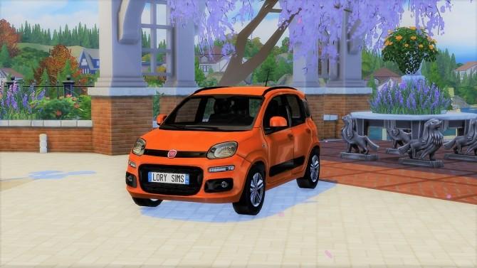 Fiat Panda at LorySims image 21310 670x377 Sims 4 Updates