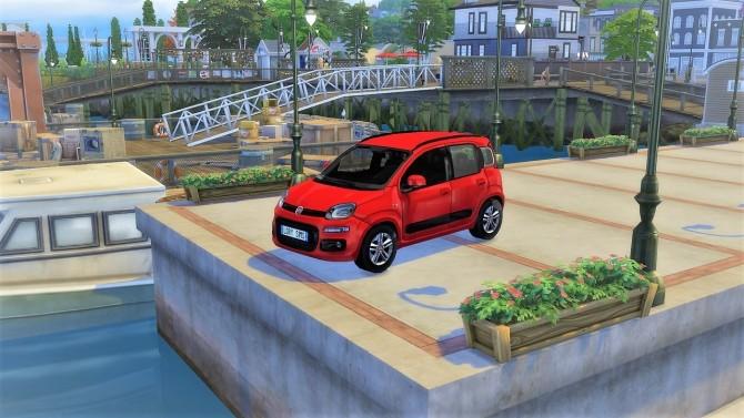 Fiat Panda at LorySims image 2154 670x377 Sims 4 Updates