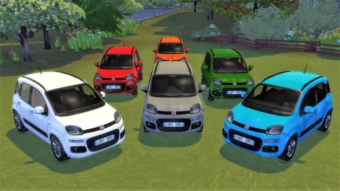 Fiat Panda at LorySims image 2164 670x377 Sims 4 Updates