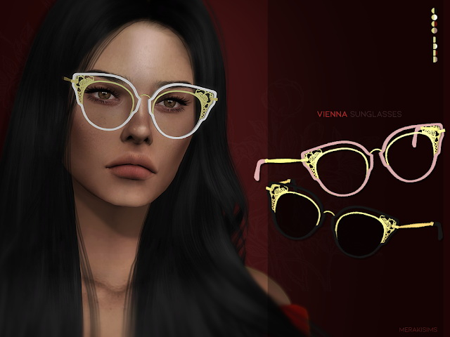 Sims 4 Vienna sunglasses at Merakisims