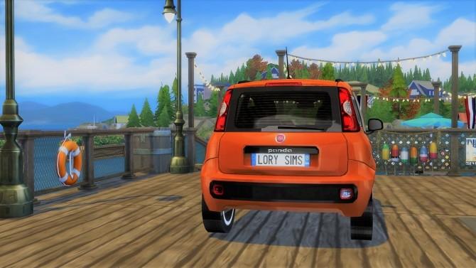 Fiat Panda at LorySims image 2173 670x377 Sims 4 Updates