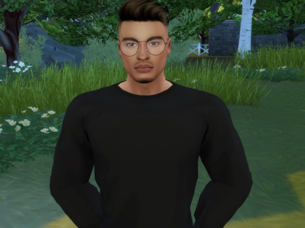 Charlie Chester by divaka45 at TSR image 2228 Sims 4 Updates