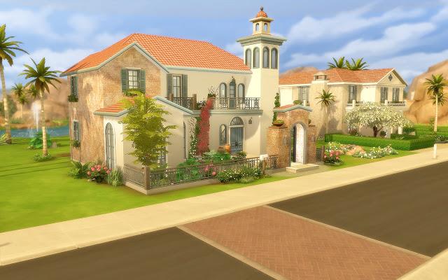 Sims 4 House 45 at Via Sims