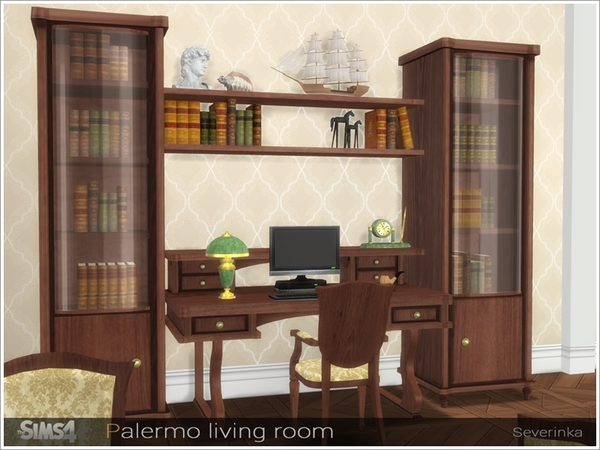 Palermo living room by Severinka at TSR image 2819 Sims 4 Updates