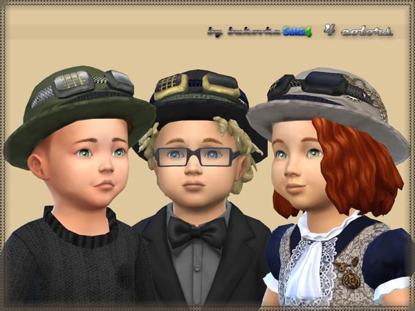 Hat Steampunk by bukovka at TSR image 296 Sims 4 Updates