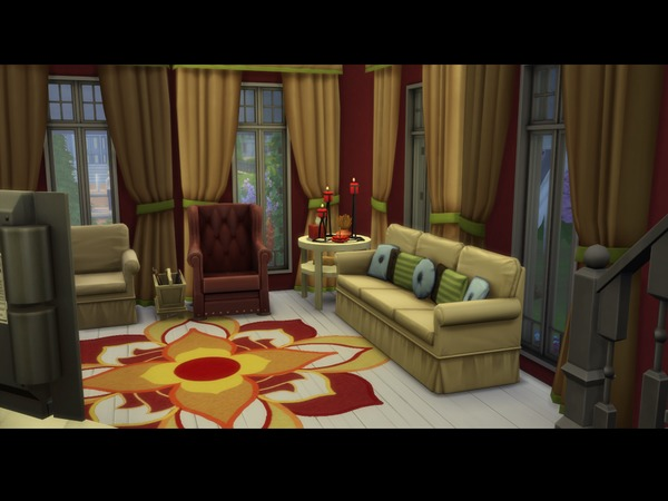 Blue Garden Grove by texxasrose at TSR image 3 Sims 4 Updates