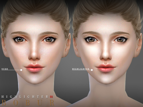 Highlighter 01 by Bobur3 at TSR image 330 Sims 4 Updates