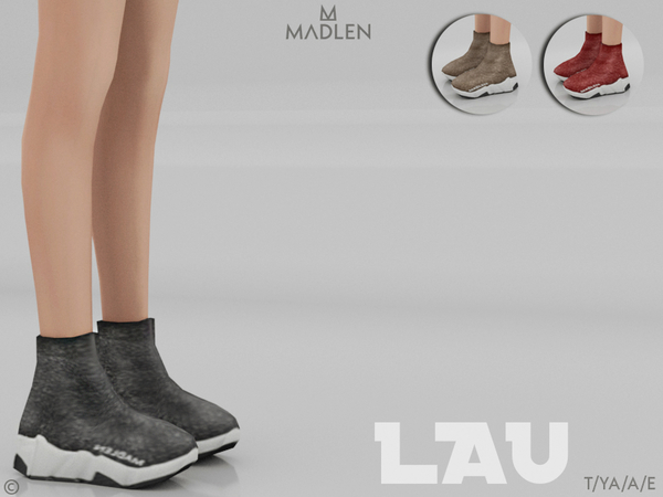 Madlen Lau Shoes by MJ95 at TSR image 3815 Sims 4 Updates