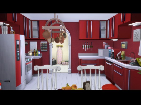 Blue Garden Grove by texxasrose at TSR image 4 Sims 4 Updates