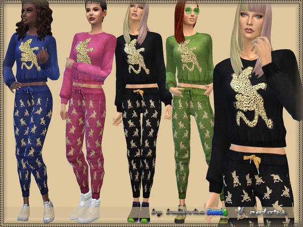 Set Leopard by bukovka at TSR image 4114 Sims 4 Updates