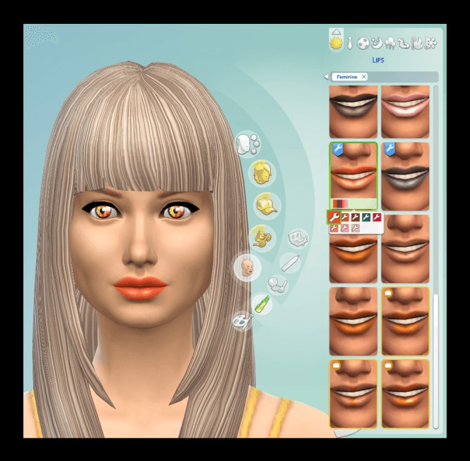 Summer Lipstick Collection by Simmiller at Mod The Sims image 42 1 670x657 Sims 4 Updates