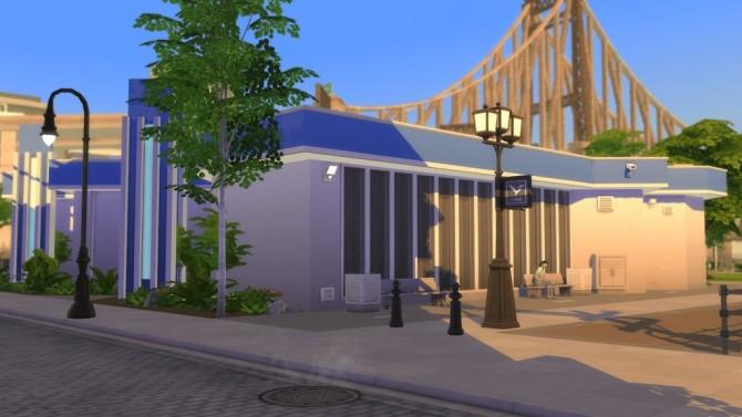 Sims 4 Skateworld Sonic at RomerJon17 Productions