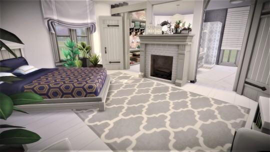 Bedroom/ bathroom/ wardrobe at Agathea k image 4711 Sims 4 Updates