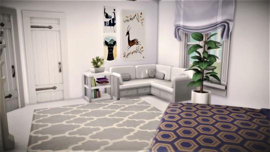 Bedroom/ bathroom/ wardrobe at Agathea k image 4811 Sims 4 Updates