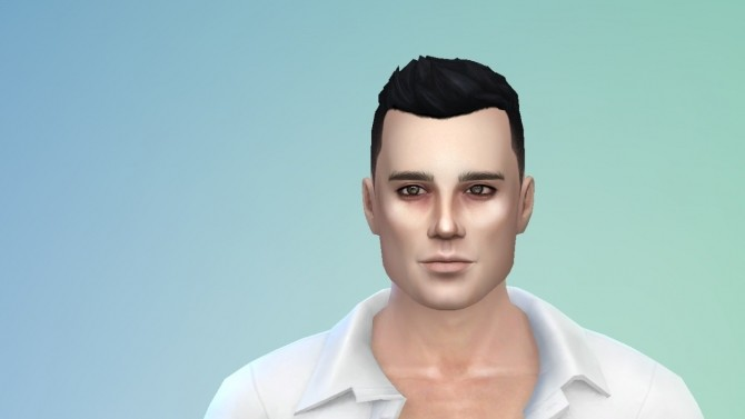 Sims 4 John Cooper 2.0 at Tatyana Name