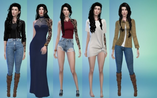 Sims 4 Artemis by OlympusGuardian at Mod The Sims